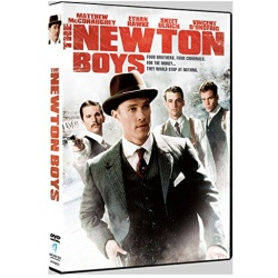 Newton Boys Blu-ray Cover
