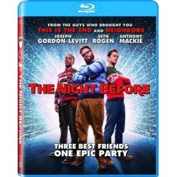 The Night Before Blu-ray