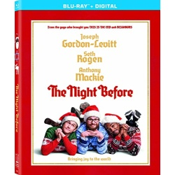 Night Before Blu-ray Cover