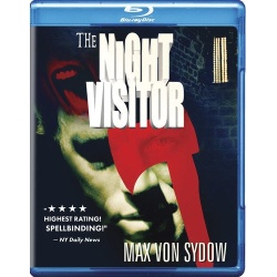 Night Visitor Blu-ray Cover