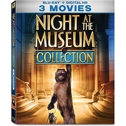 Night at the Museum Collection Blu-ray Cover