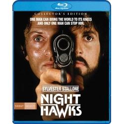 Nighthawks Blu-ray Cover