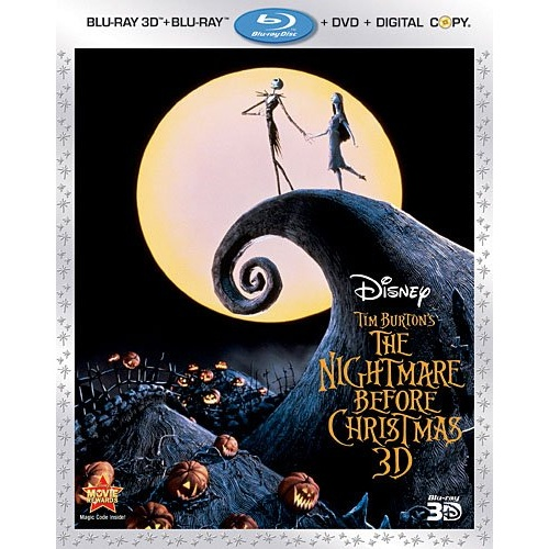 ... 3D release of The Nightmare Before Christmas 3D for August 30th, 2011