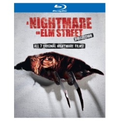 Nightmare On Elm Street Collection Blu-ray Cover