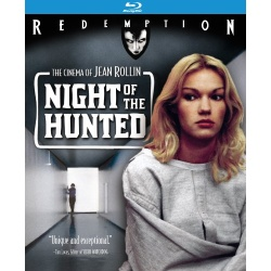 Night of the Hunted Blu-ray Cover