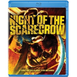 Night of the Scarecrow Blu-ray Cover