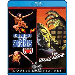 Night of the Sorcerers / The Loreley's Grasp Blu-ray Cover