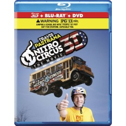 Nitro Circus: The Movie 3D Blu-ray Cover