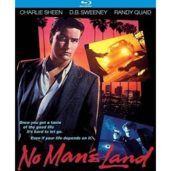 No Man's Land Blu-ray Cover