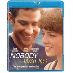 Nobody Walks Blu-ray Cover