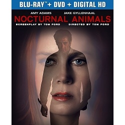 Nocturnal Animals Blu-ray Cover