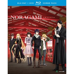Noragami Aragoto: Season 2 Blu-ray Cover