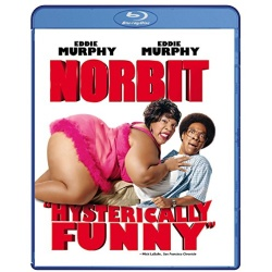 Norbit Blu-ray Cover