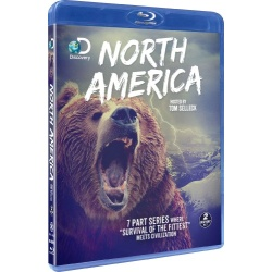 North America Blu-ray Cover