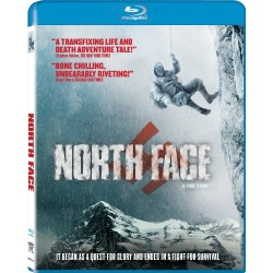 North Face Blu-ray Cover