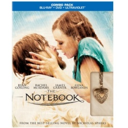 Notebook (Ultimate Collector's Edition) Blu-ray Cover
