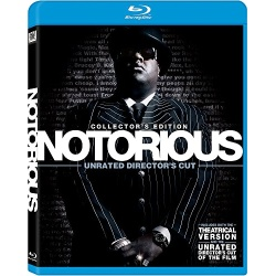 Notorious Blu-ray Cover