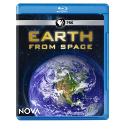 Nova: Earth from Space Blu-ray Cover