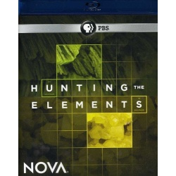 Nova: Hunting the Elements Blu-ray Cover