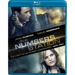 Numbers Station Blu-ray Cover