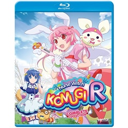 Nurse Witch Komugi R Blu-ray Cover