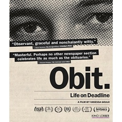 Obit. Blu-ray Cover