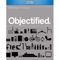 Objectified Blu-ray Cover