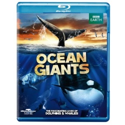 Ocean Giants Blu-ray Cover