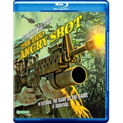 Odd Angry Shot Blu-ray Cover