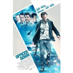 Officer Down Blu-ray Cover