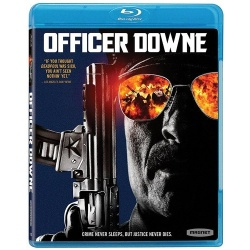 Officer Downe Blu-ray Cover