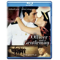 Officer and a Gentleman Blu-ray Cover