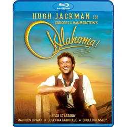 Oklahoma! Blu-ray Cover