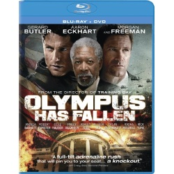 Olympus Has Fallen Blu-ray Cover