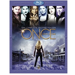 Once Upon a Time: The Complete 2nd Season Blu-ray Cover