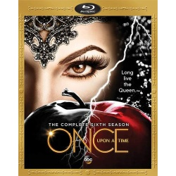 Once Upon a Time: The Complete 6th Season Blu-ray Cover