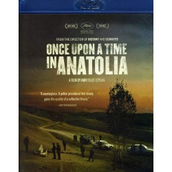 Once Upon a Time in Anatolia Blu-ray Cover