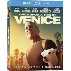Once Upon a Time in Venice Blu-ray Cover