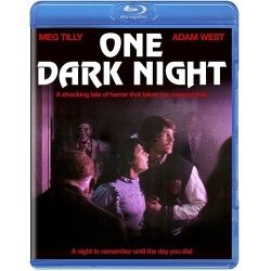 One Dark Night Blu-ray Cover
