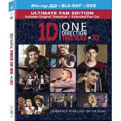 One Direction: This is Us in 3D Blu-ray Cover