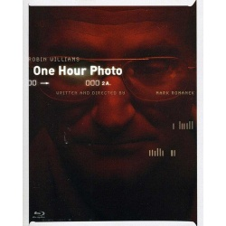 One Hour Photo Blu-ray Cover