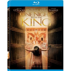 One Night with the King Blu-ray Cover