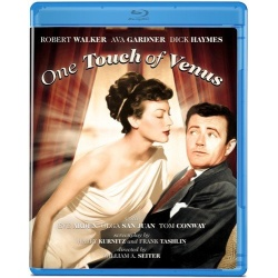 One Touch of Venus Blu-ray Cover