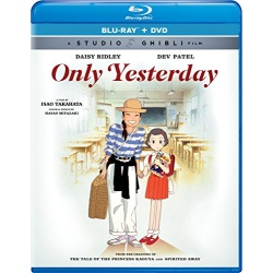 Only Yesterday Blu-ray
