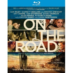 On the Road Blu-ray Cover