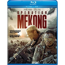Operation Mekong Blu-ray Cover