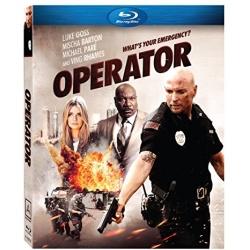 Operator Blu-ray Cover