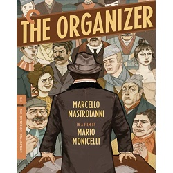 Organizer Blu-ray Cover