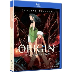 Origin: Spirits of the Past Blu-ray Cover
