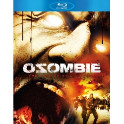 Osombie Blu-ray Cover